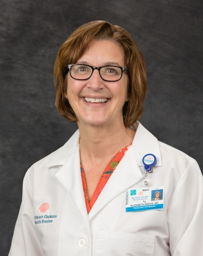 Elizabeth Ann Reece, M.D., Southeast Georgia Physician Associates-Camden Pediatrics